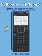 Python for the TI-Nspire Kindle