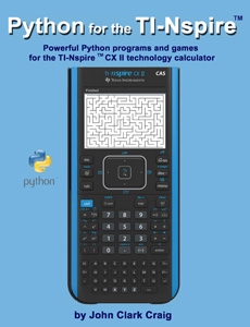 Python for the TI-Nspire Paperback